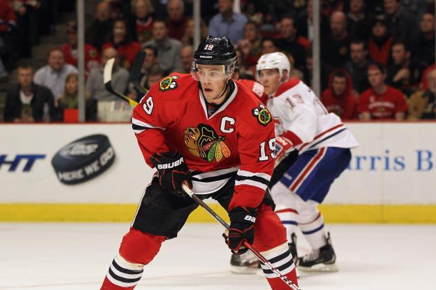 Chicago Blackhawks: A Look at Their Depth Chart for 2013 NHL Season