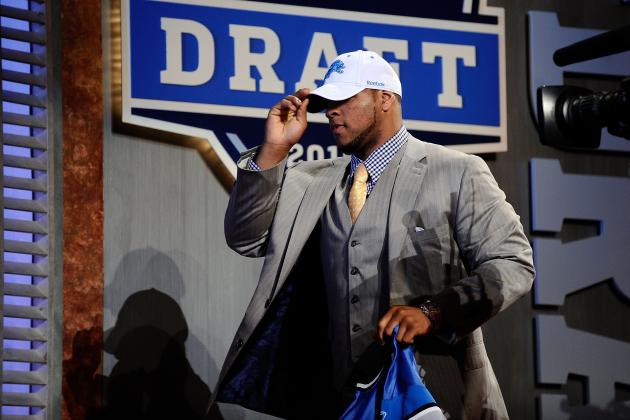Lions 2013 Mock Draft: The Smartest Pick Detroit Can Make at Every Spot