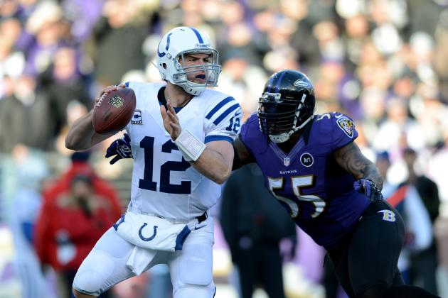 A Final Look at Andrew Luck's Rookie Statistics and Accomplishments