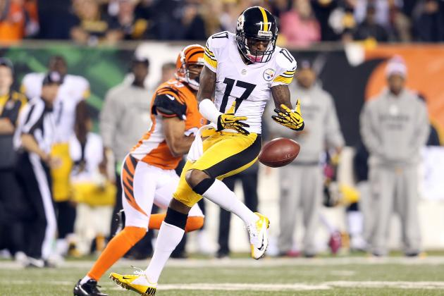 What One Play from Each Steelers Game Said About the 2012 Season