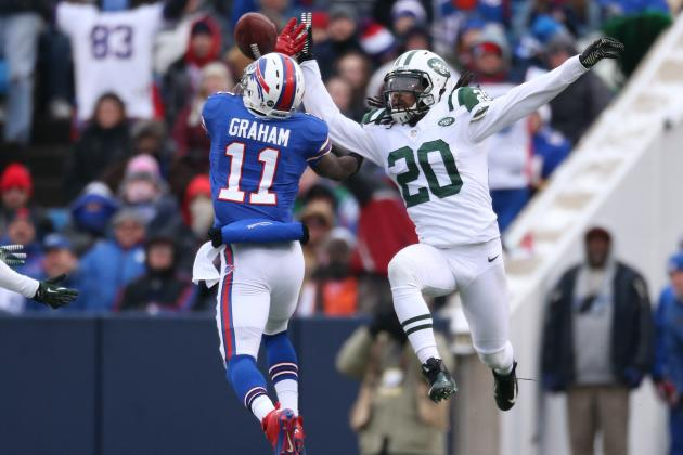 New York Jets: Final Individual Player Grades for 2012
