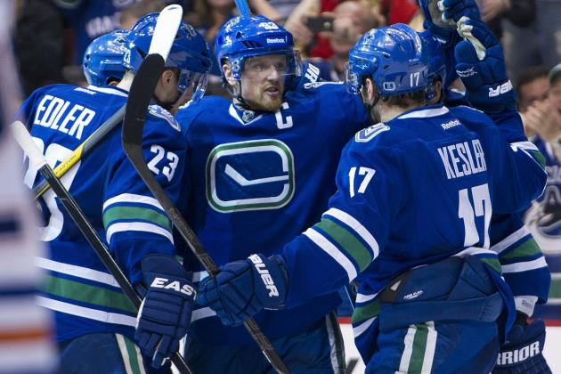 2013 NHL Season: 5 Bold Predictions for the Vancouver Canucks