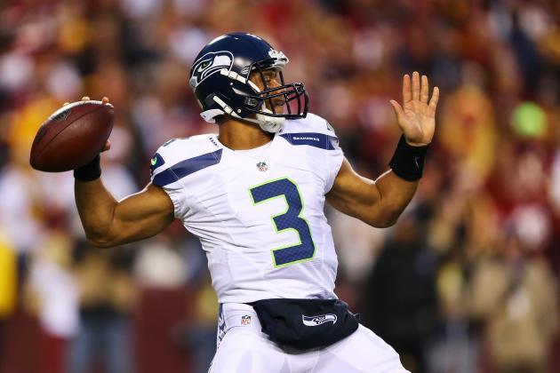 Power Ranking NFL's Rookie Quarterbacks After Wild Card Weekend