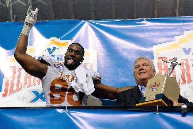 2013 NFL Mock Draft: The Smartest Pick Atlanta Can Make at Every Spot