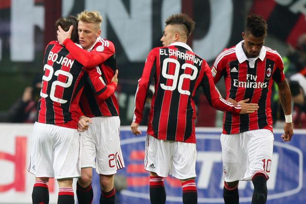 AC Milan vs. Siena: 6 Things We Learned