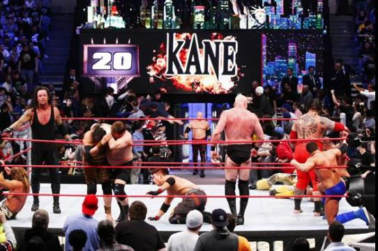 Ranking the 20 Most Dominant Competitors in WWE Royal Rumble History
