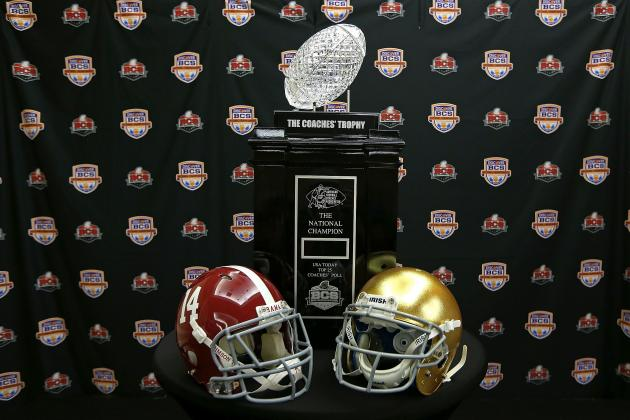 BCS Championship 2013: 5 Irrefutable Stats That Favor Alabama