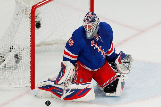 NY Rangers: A Look at Their Depth Chart for 2013 NHL Season