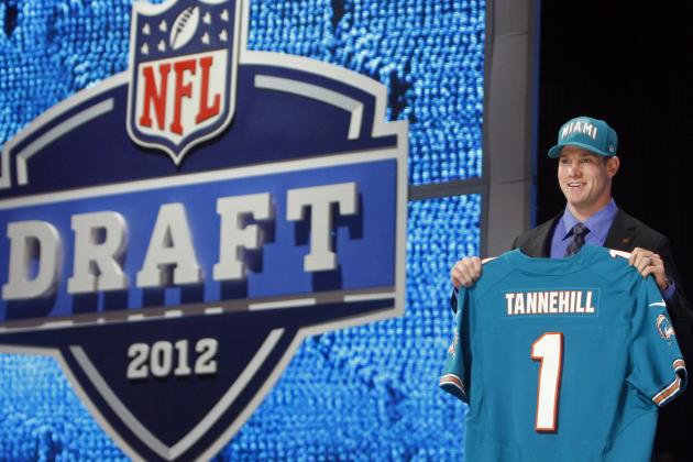 Breaking Down What Players Will Be Available with Miami Dolphins' 12th Pick