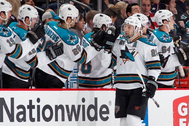 2013 NHL Season: 5 Bold Predictions for the San Jose Sharks