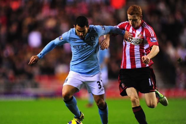 5 Reasons Why Carlos Tevez Will Win Manchester City Trophies in 2013