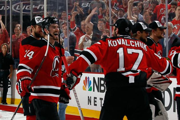 New Jersey Devils: Potential Offensive Line Combinations to Start the NHL Season