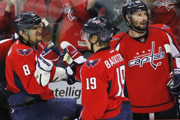 2013 NHL Season: 5 Items the Washington Capitals Need to Address