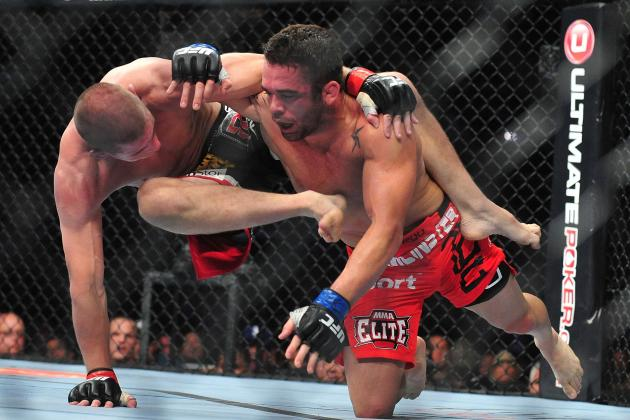The Best MMA and UFC Events of 2012