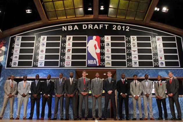 Re-Drafting the 1st Round of the 2012 NBA Draft