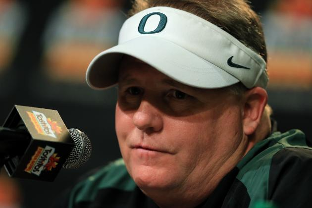 Oregon Football: 3 Thoughts from the Chip Kelly Carousel
