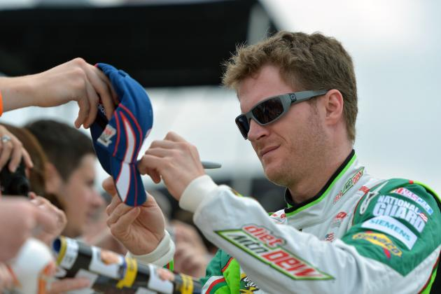 5 Reasons Why Dale Earnhardt Jr. Remains NASCAR's Most Popular Driver