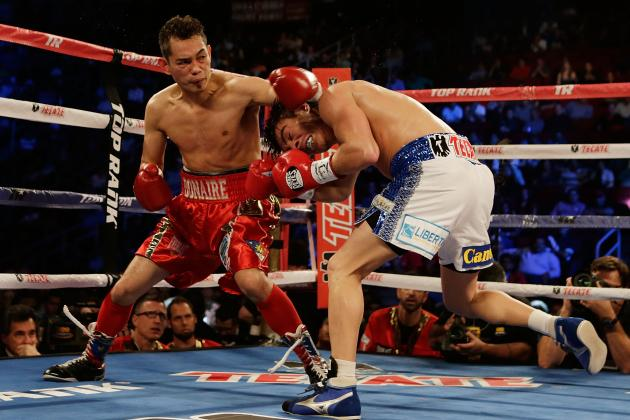 Predicting Risers and Fallers in Boxing During 2013