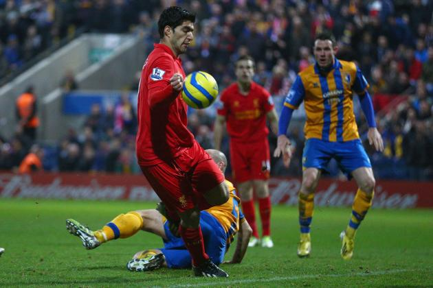 Luis Suarez: A Career in Controversy