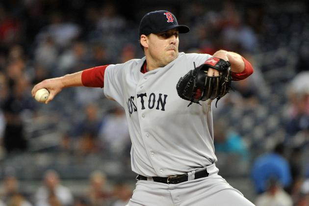 Boston Red Sox: Projecting Boston's 5 Man Rotation for 2013