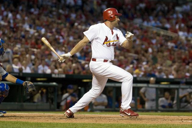 Better Ways the Texas Rangers Could Have Used Lance Berkman's $10 Million