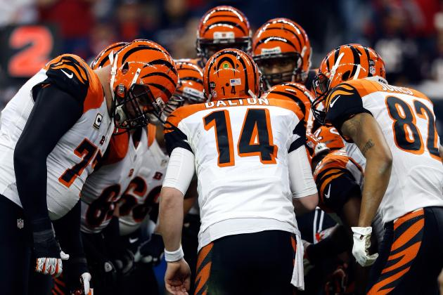 Who Deserves MVP for the Cincinnati Bengals in 2012?