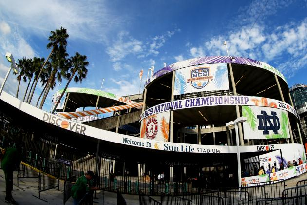 College Football: Power Ranking Every BCS Championship Team