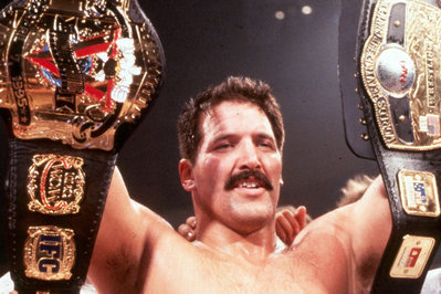 Dan Severn Retired: Top 10 Moments from