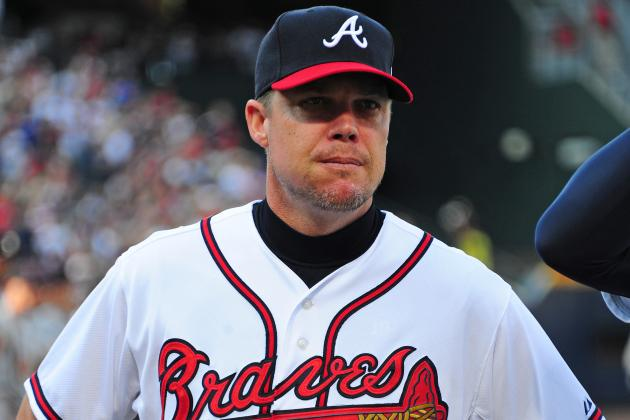 Best Chipper Jones Moment from Each Season of His Hall of Fame Braves Career