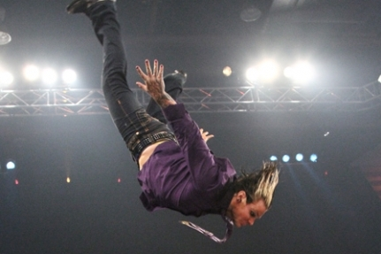 TNA: Jeff Hardy and the 8 Best Finishing Moves of All Time on Impact