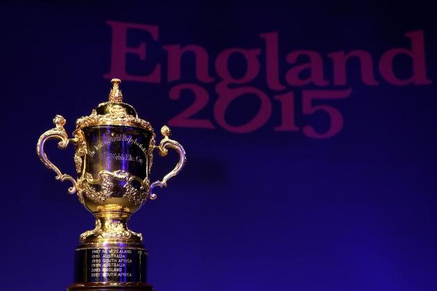 2015 Rugby World Cup Draw Analysis: No Easy Road
