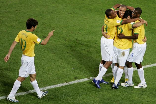 Picking a Brazilian All-Time Flair XI Feat. Pele, Socrates, Ronaldo and Co.