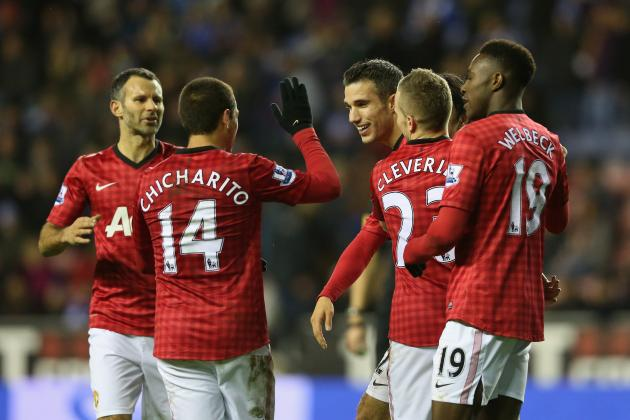 Manchester United vs. Liverpool: Predicting United's Starting XI vs Liverpool