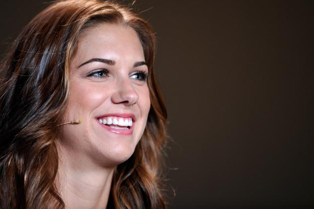 5 Reasons Why Alex Morgan Is Every American's Favorite Female Athlete