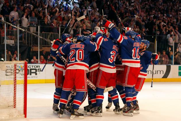 2013 NHL Season: 4 Bold Predictions for the NY Rangers