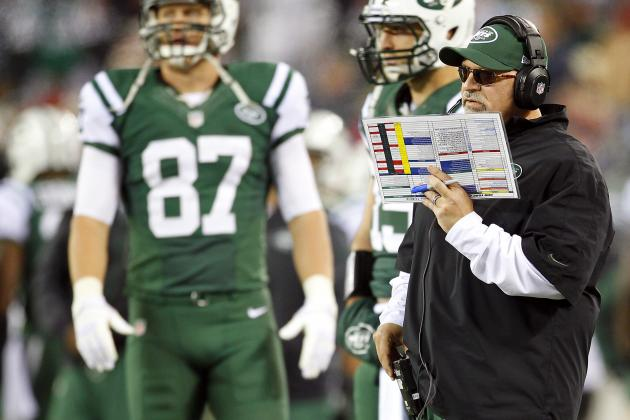 Ranking 5 Best Candidates to Replace Tony Sparano as Jets' Offensive Coordinator
