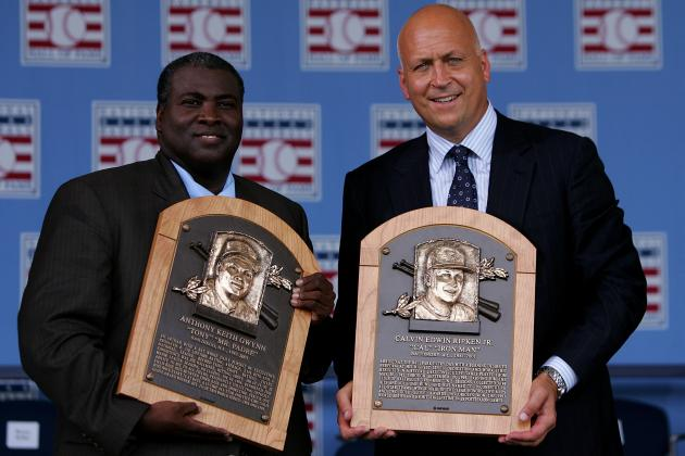 Ranking the Last 10 First-Ballot Baseball Hall of Fame Inductees