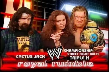 WWE Royal Rumble 2013: Ranking the Best World Title Matches in Rumble History