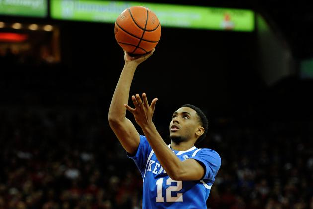 Kentucky Basketball 2012-13: Why Ryan Harrow Will Win SEC Player of the Year
