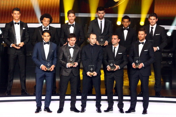 5 Players Who Should've Made FIFA's World XI