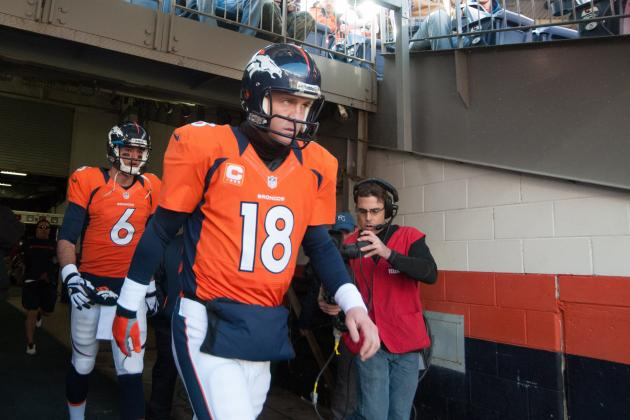 NFL Playoffs 2013: Evaluating the Final 8 QB's Remaining in Postseason