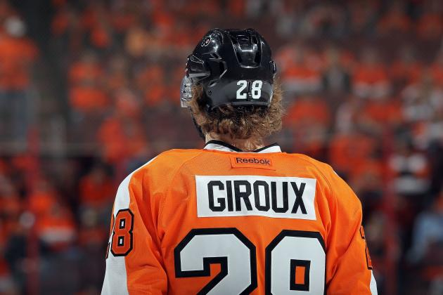 Philadelphia Flyers: Predicting the Stats for Their Top 10 Players in 2013