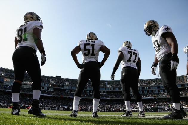 Sign, Tag, Walk: Breaking Down What to Do with Each of Saints 2013 Free Agents