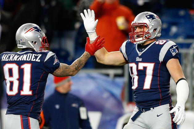 Power Ranking the Best Tight Ends Remaining in the NFL Divisional Round
