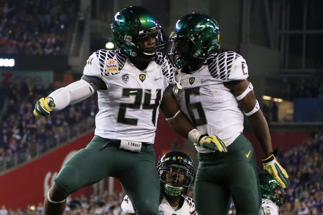 Oregon Football: Predicting Who Will Lead the Ducks in Rushing in 2013