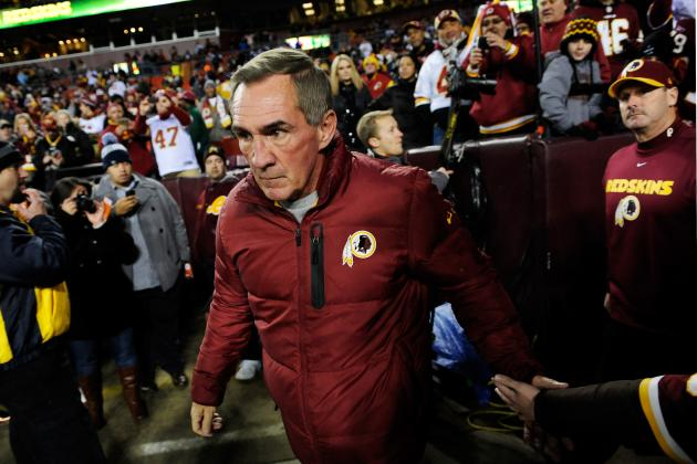Sign, Tag, Walk: Breaking Down What to Do with Each Redskins' 2013 Free Agents
