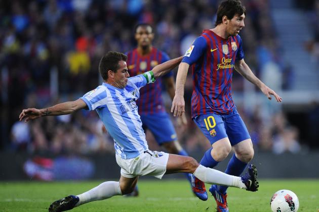 Malaga vs. Barcelona: Key Battles to Watch in La Liga Matchup