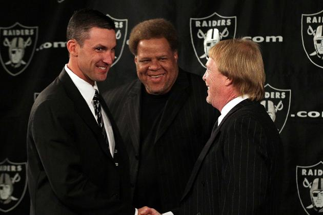 Oakland Raiders 2013 Mock Draft: What Will Reggie McKenzie Come April?