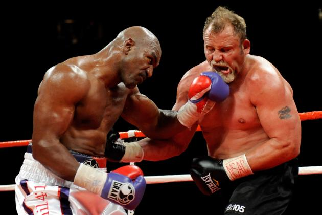 10 Fighters Who Didn't Know When to Quit