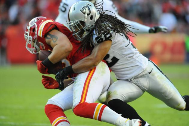 Sign, Tag, Walk: What to Do with Each of Oakland Raiders' 2013 Free Agents